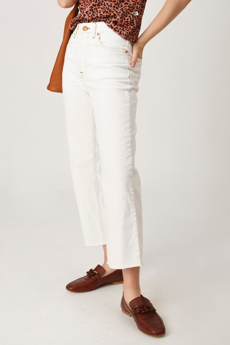 JEAN MAXWELL OFF WHITE